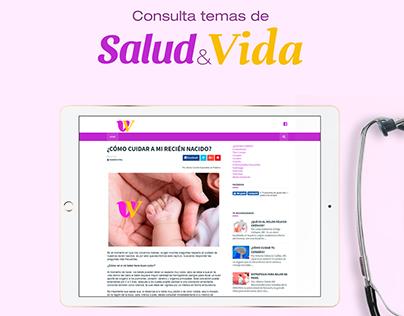 VivamosVital Blog