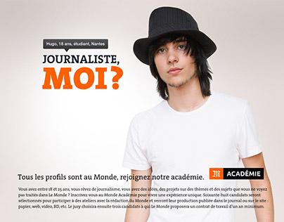 Le Monde Académie