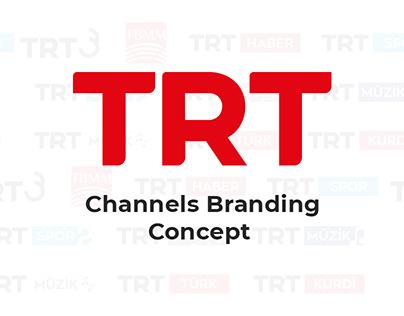 TRT Channels Branding Concept