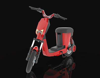 Electric bicycle—number 2