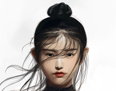 Digital Portrait