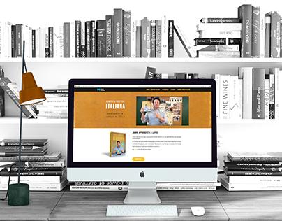 PORTO EDITORA | Landing Page