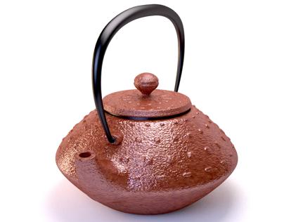 Chineese Teapot