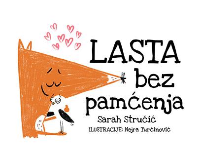 Lasta bez pamćenja children book
