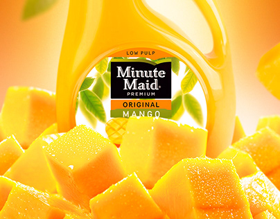 Cubes - Mangos