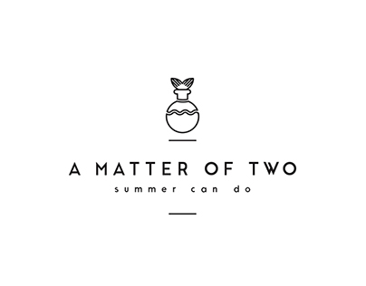 A Matter Of Two / beach towel brand