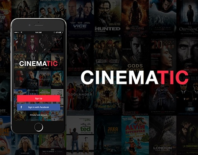 Cinematic App