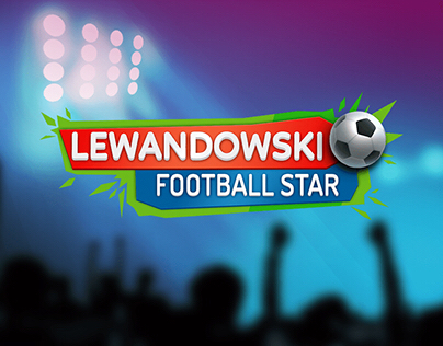 Lewandowski Football Star
