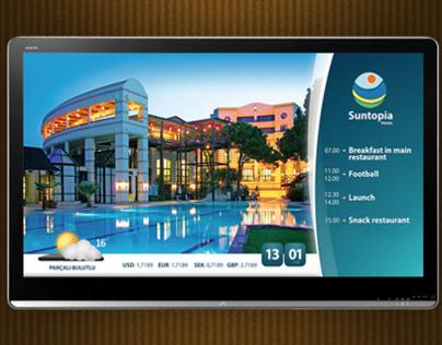 Suntopia Hotels – Info Channel