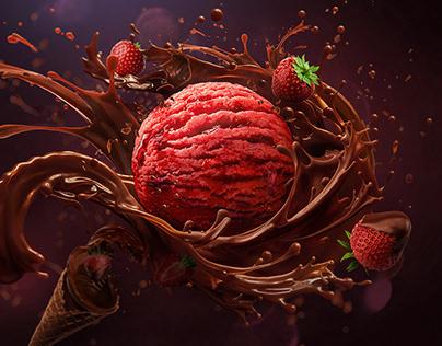 Nestle - Ice cream + making of