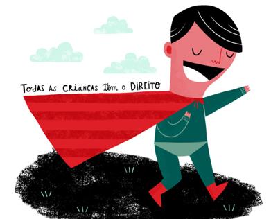 FNAC Poster - International Children's Day - 1 June