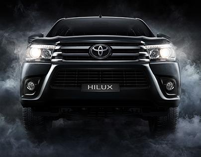 Toyota Hilux - CGI - Making of