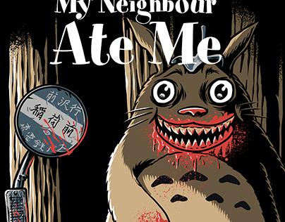 my neighbour ate me