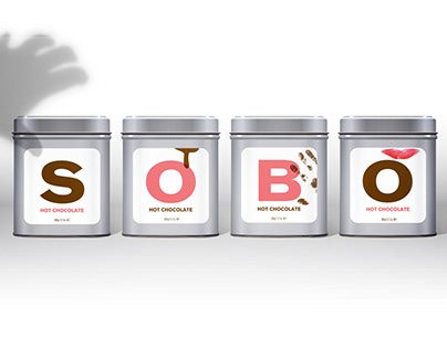Sobo Chocolate – Branding