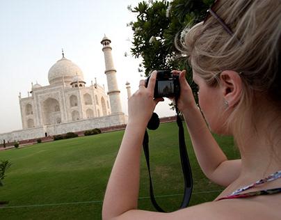 Photo !Taj Mahal!