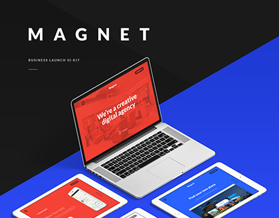 Magnet UI Kit