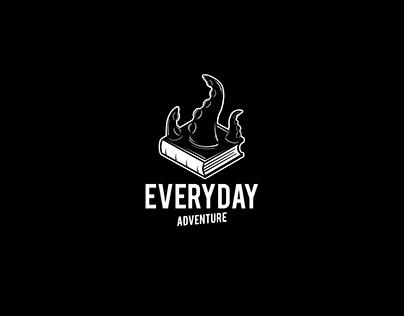 Everyday Adventure Board Games Brand Identyfication