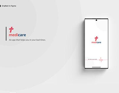 Healthcare UI Design