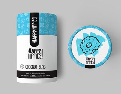 Happy Hippies! - Branding