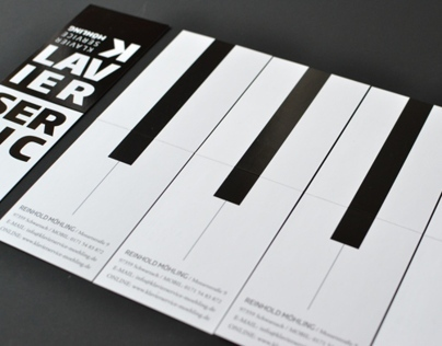 Klavier Service Möhling // Corporate Design