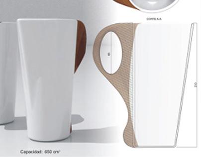 Ceramic Dishes - Gauca Project