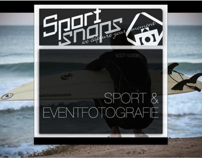 Sportsnapss // Corporate Design