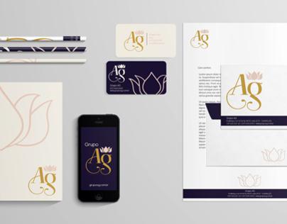 Grupo AG - Identidade Visual