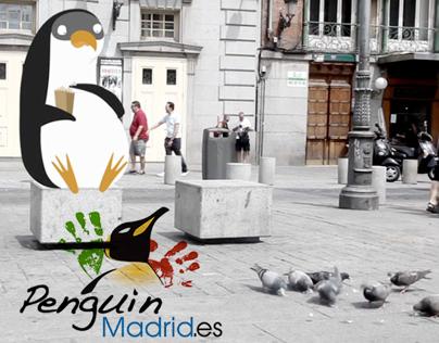 SPOT PARA FAUNIA – PENGUIN MADRID