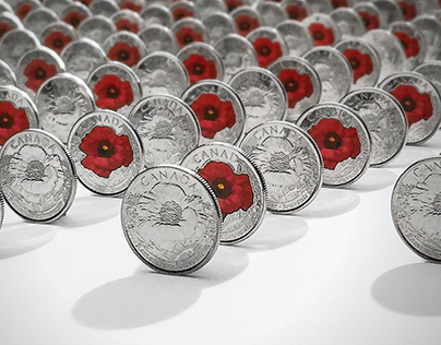 Royal Canadian Mint - Remembrance Day