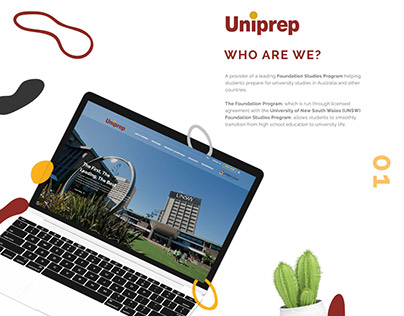 Uniprep Website