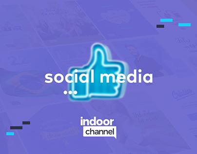 Social Media - Indoor Channel