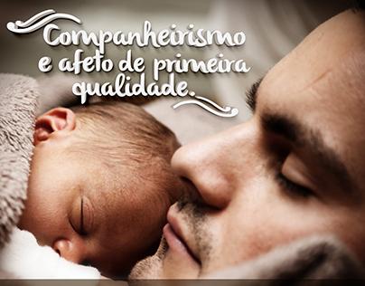 Campanha - Dia dos Pais