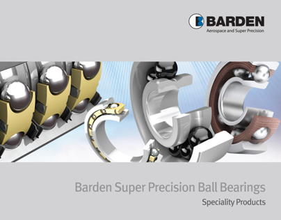 The Barden Corporation - Bearings Catalogue (UK & US)