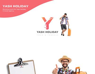 Yash Holiday Travel Agency