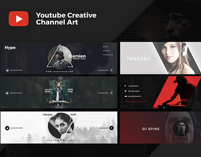 Youtube Creative Cover V.1