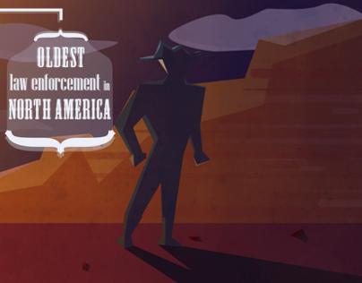 Lone Ranger Info-graphic