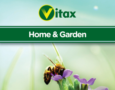 Vitax Home and Garden - Brochure