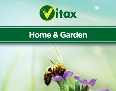 Vitax Home and Garden - Brochure