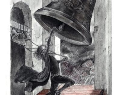 """The Devil in the Belfry"" E.A.Poe"