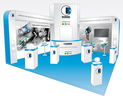 The Barden Corporation - Exhibition Stand