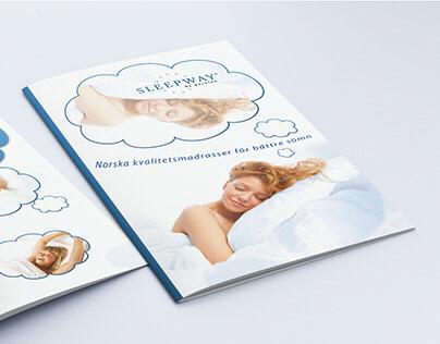 POROLON SleepWay katalogas