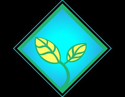 Very Holistic Logo