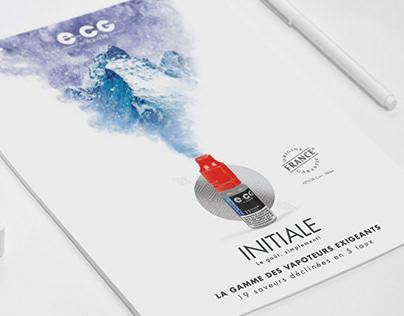 EC-G Vaps: Menthe Poster