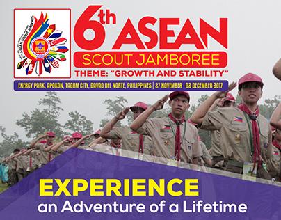 6th ASEAN Scout Jamboree Brochure