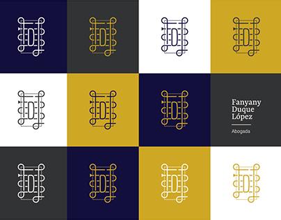 Diseño de marca | Abogada