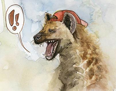 Jerk Hyena