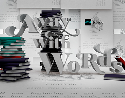 Away With Words 3d Animations