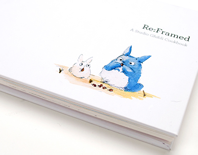 Studio Ghibli Cookbook