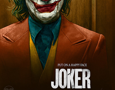 Joker alternative teaser poster