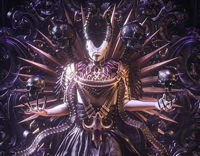 Magic The Gathering - Ashiok